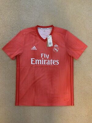 Real Madrid Parley Jersey Size Large NWT