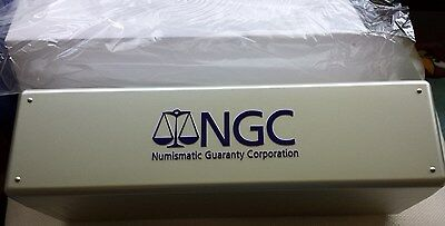 1 NGC Storage Box Holds 20 Slabbed Coins-  Brand New in Box
