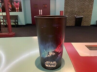 Star Wars The Rise Of Skywalker 44oz Plastic Movie Theater Cup Brand New