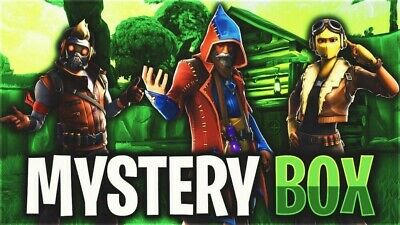 Fortnite mystery accounts guaranteed 15-50 skins buy quick Pc and mobile