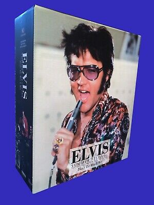 ELVIS PRESLEY SUMMER FESTIVAL 3 BOOK SET Thats The Way It Was BRAND NEW