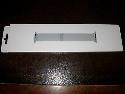 Apple Watch Series 44mm Stainless Steel Band Strap Magnetic EMPTY BOX ONLY