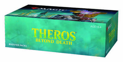 Theros Beyond Death Booster Box NEW FACTORY SEALED MTG