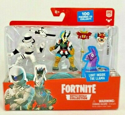 FORTNITE BATTLE ROYALE COLLECTION OVERTAKER - TARO 2 PACK IN HAND