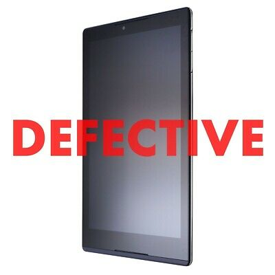 DEFECTIVE Verizon Ellipsis 8 HD 16GB Tablet - 4G LTE-Wifi - Verizon - Blue