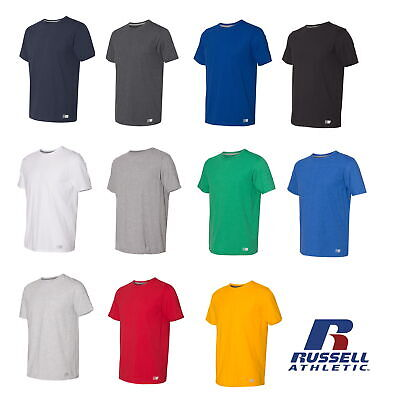 Russell Athletic Essential 6040 Performance Short Sleeve T-Shirt - 64STTM