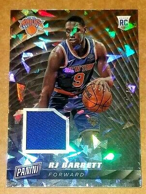 2019 Panini RJ Barrett 1525 RC RC3 Cyber Monday Rookie Patch Thick Refractor