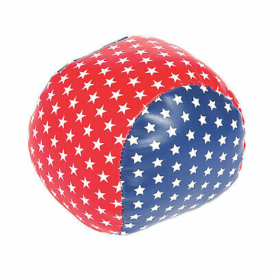 FOURTH OF JULY KICK BALL - 12 pieces