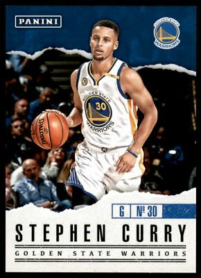 2017 Panini Fathers Day 2 Stephen Curry BK