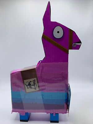 Fortnite Llama Drama Loot Pinata 23 Pieces NEW WITH TAGS Rust Lord - More