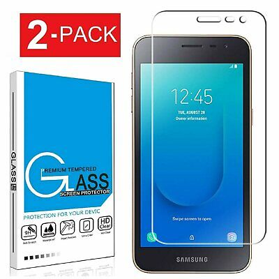 2X Tempered Glass Screen Protector For Samsung Galaxy J2 Core  J2 2019  Pure