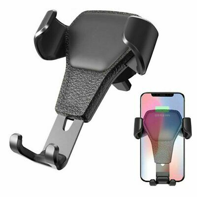 Gravity Car Phone Holder Air Vent for iPhone X XR XS 11 Pro Max Samsung S10 S20