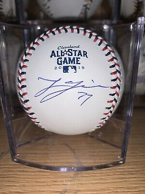 Lucas Giolito Autographed 2019 All Star Game Baseball White Sox Rawlings Signed