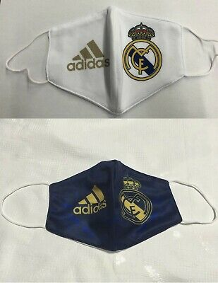Real Madrid CF face masks- cotton- Bale Benzema Isco