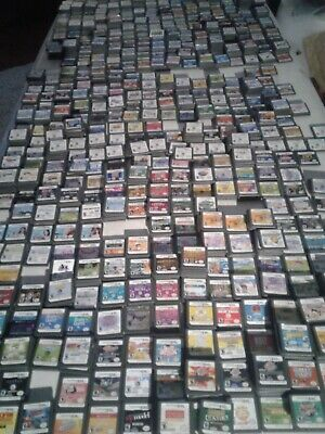 Nintendo DS Games  Buy 2 get 1 Free NDS wholesale Lot A-M