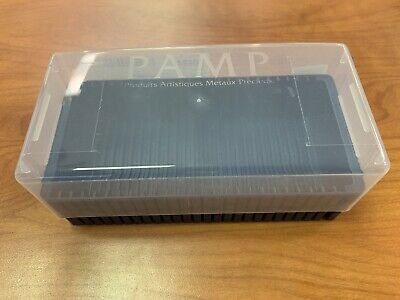 PAMP SuisseFortuna Bullion EMPTY Storage Box