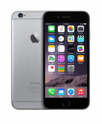 Apple iPhone 6 - 32GB - Space Gray Tracfone Clean ESN - Good Cosmetics inbox