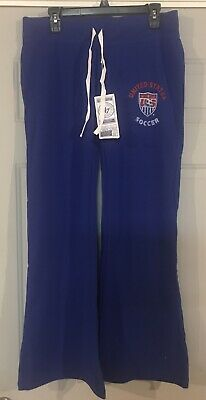 47 World Cup Soccer Womens World Cup Soccer USA Womens Pep Rally Large Blue