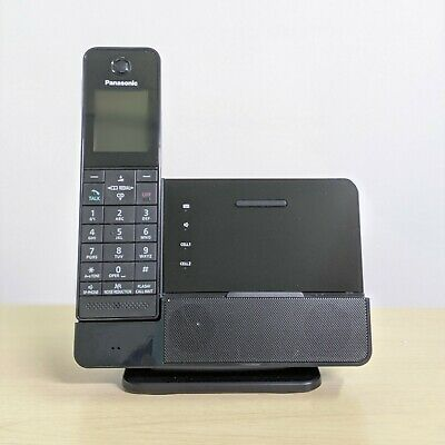 Panasonic Digital Home Cordless Answering Machine Smartphone Android KX-PRD260B