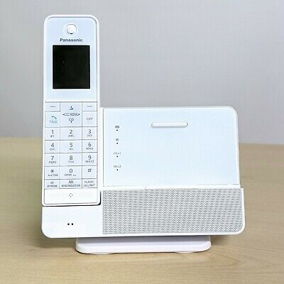 Panasonic Digital Home Cordless Answering Machine Smartphone Android KX-PRD260W