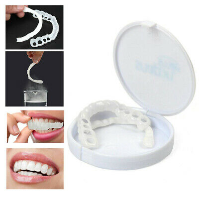 Instant Smile Whitening Teeth Veneers  Comfort False Tooth Covers
