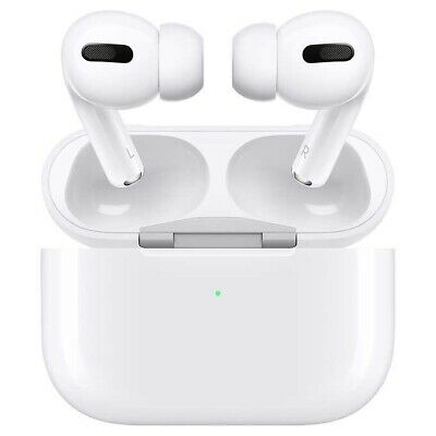 100 Authentic Apple AirPods Pro W Wireless Charging Case Apple MWP22AMA Used