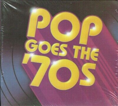 Pop Goes The 70s Time Life Music  10 CD Box set New FREE SHIPPING