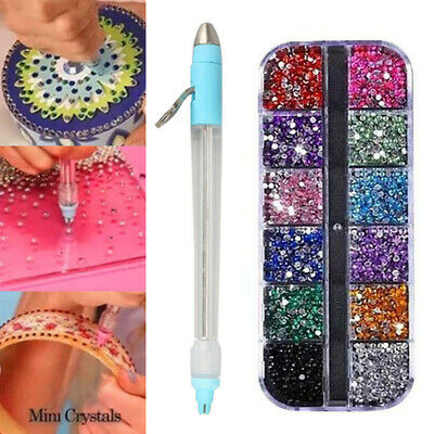 5D Diamond Painting Pen - 2000 Crystals Kit Tool Embroidery Accessories Craft