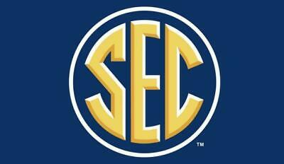 Southeastern SEC Conference Flag 3x5 Banner College Football New Basketball