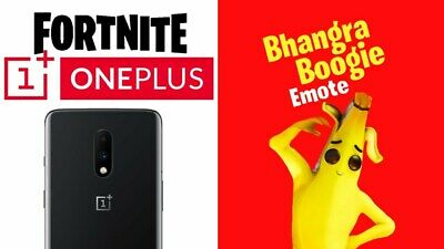 Fortnite Bhangra Boogie Emote - OnePlus Exclusive - Limited Edition