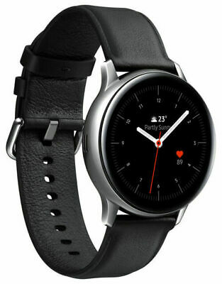 Samsung Galaxy Watch Active 2 SM-R835 40MM Stainless Silver Black - LTE Openbox