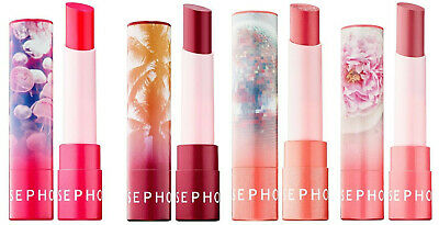 SEPHORA COLLECTION LIPSTORIES Lip Balm YOUR CHOICE New - Sealed