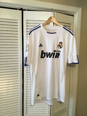 Soccer jersey Real Madrid home XLarge