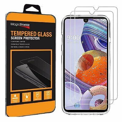 2-Pack Premium Tempered Glass Screen Protector for LG Stylo 6