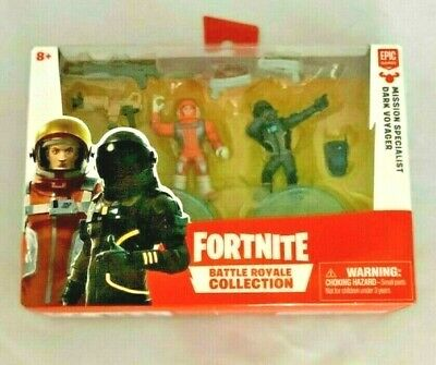 Fortnite Battle Royale Collection Mission Specialist - Dark Voyager Brand New