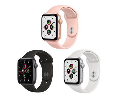 Apple Watch SE GPS 44mm - All Colors - Factory Sealed - Factory Warranty