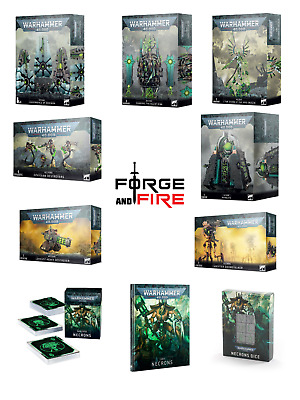 Necrons Monolith CTan Shard of the Void Ophydian Destroyers Your Bundle NIB F-F