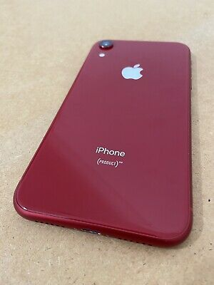 Excellent Condition iPhone XR - Unlocked - 128GB - Red