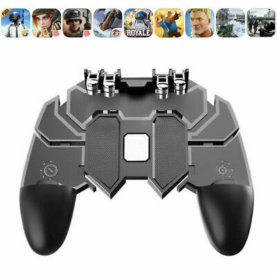 Mobile Phone Game Controller Gamepad Joystick for iPhone Android PUBG Fortnite
