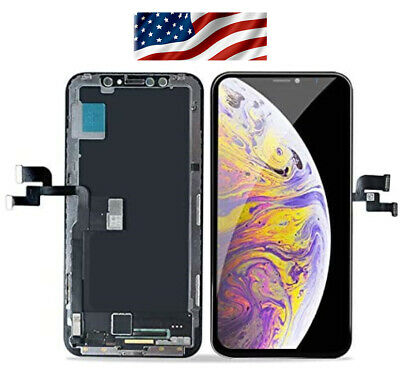 iPhone 11 PRO X XR XS Max OLED LCD Touch Screen Digitizer Replacement Lot