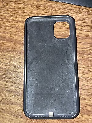 100 Authentic Apple iPhone 11 Smart Battery Case Black MWVH2LLA