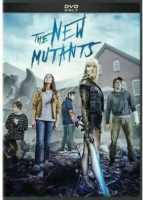 The New Mutants DVD AUTHENTIC  Brand New    cyber monday deal only today