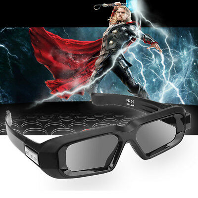 Blue-toothActive Shutter 3D Glasses  for Epson Projector TW9400 Samsung 3D TVs