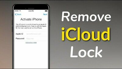 APPLE ID FMI ACTIVATION LOCKICLOUD UNLOCK REMOVAL