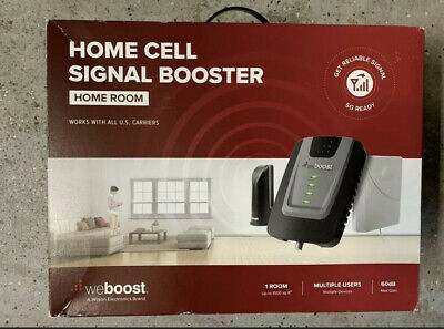 weBoost Home 4G Cell Phone Booster Kit 2020 Kit - 470101  472120 Free Ship