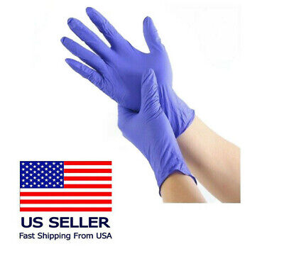 Nitrile - Vinyl - Latex Examination Gloves Powder Free S M L XL DISCOUNTS