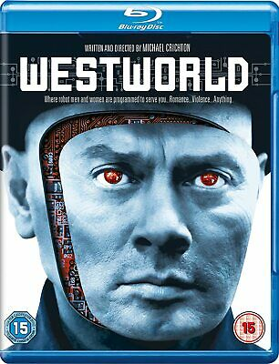 Westworld Blu-ray Region Free NEW