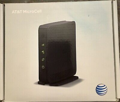 AT-T MicroCell Model DPH154 - Home Cellphone Signal Booster NEW IN BOX