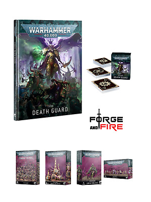 Death Guard 9th Edition Codex Lord of Virulence Build Your Bundle 123 F-F