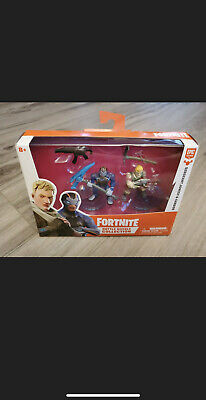 Fortnite Battle Royale Collection Duo Pack SERGEANT JONESY AND CARBIDE Figures